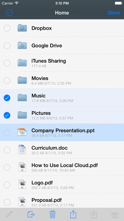 File Storage – The only file manager you need screenshot-0
