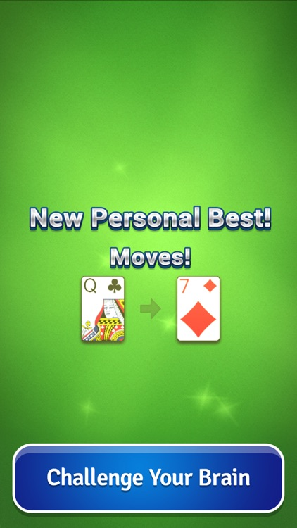Pyramid Solitaire - Card Game screenshot-3