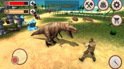 Jurassic Dino Island 3D screenshot three