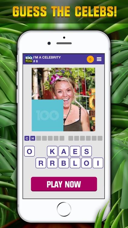 100 PICS I'm A Celebrity Quiz screenshot-6