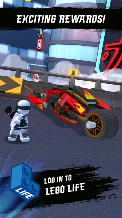 LEGO® NINJAGO®: Ride Ninja screenshot-0