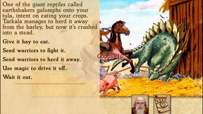 King Of Dragon Pass review screenshots