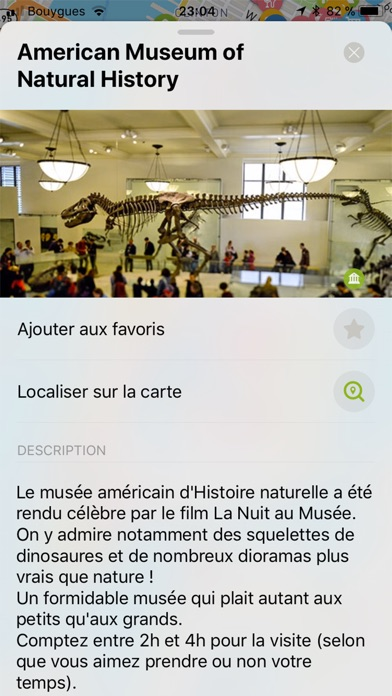 download Bons Plans Voyage New York apps 0