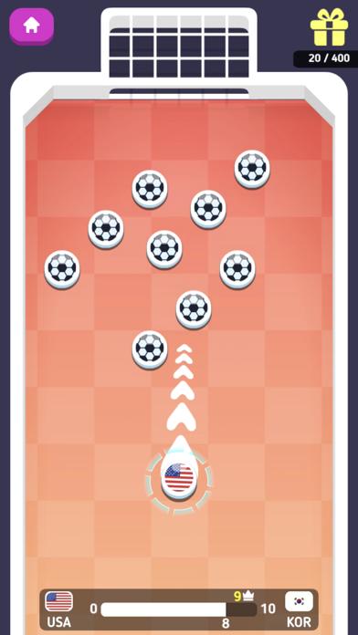 World Soccer Strikers screenshot 10