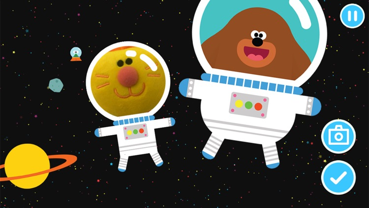 Hey Duggee: The Squirrel Club screenshot-3