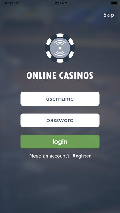 OnlineCasinos screenshot four