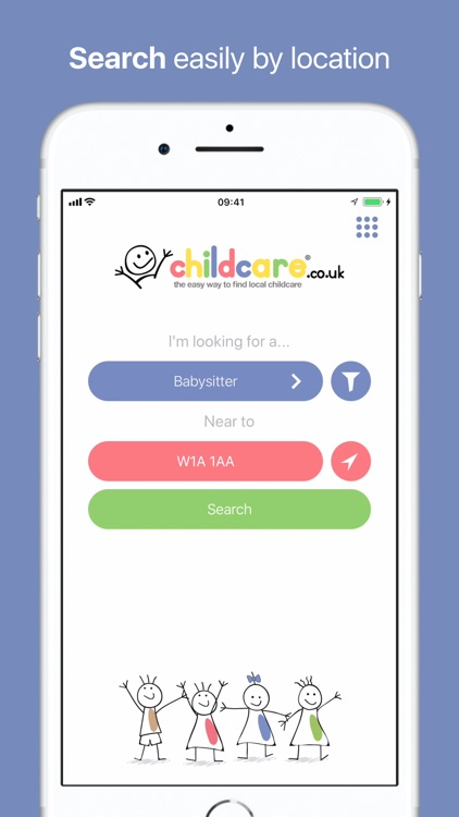 Childcare.co.uk screenshot-0