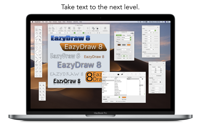 ‎EazyDraw Screenshot