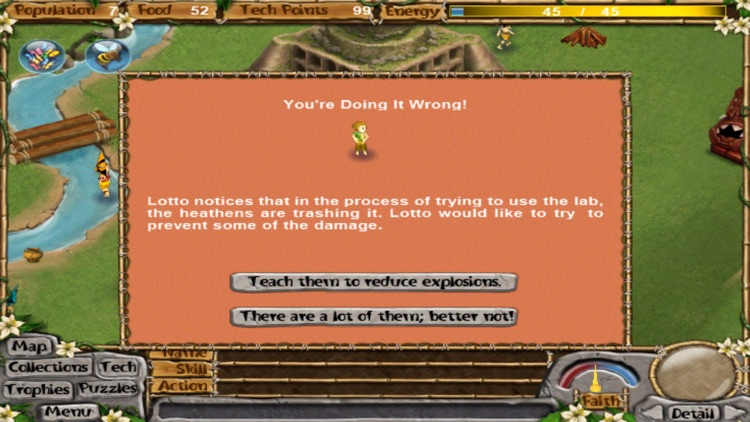 Virtual Villagers 5 Lite screenshot-2