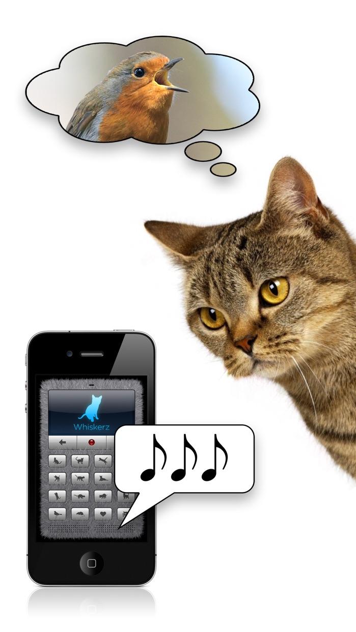 Human-to-Cat Translator Screenshot