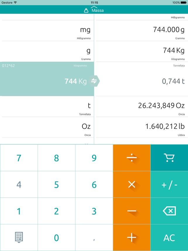 Convertidor De Unidad Divisa En App Store