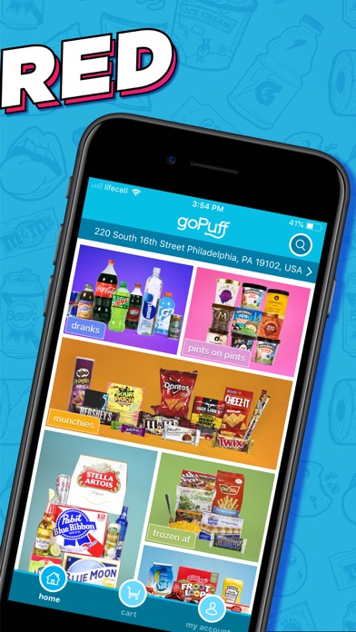 goPuff for Windows
