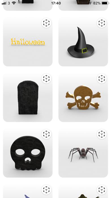 AR Stickersのおすすめ画像9