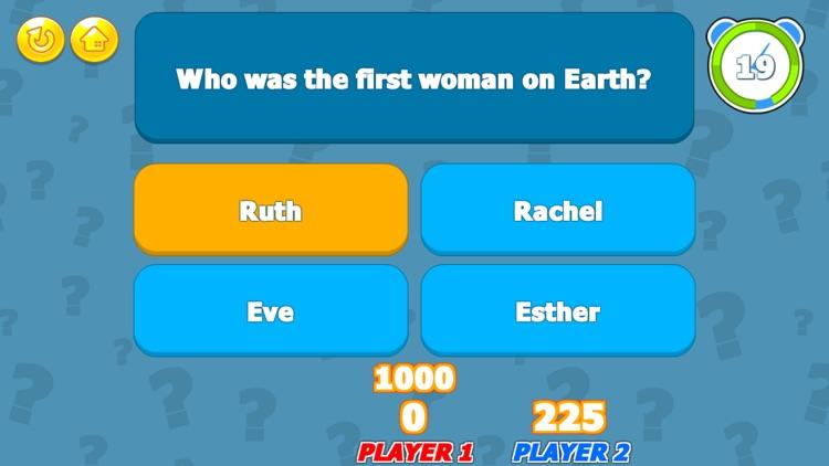 The Bible Trivia Challenge screenshot-4