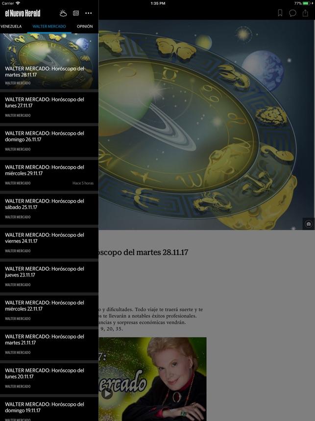 El Nuevo Herald On The App Store
