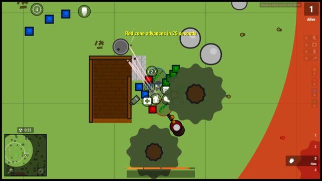 surviv.io Screenshot