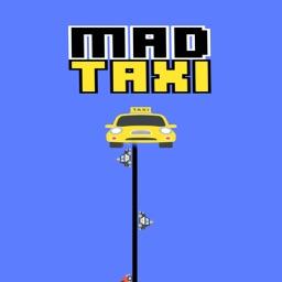 Drive The Mad Taxi Traffic Car
