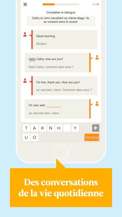 download Babbel – Apprendre l'anglais apps 2
