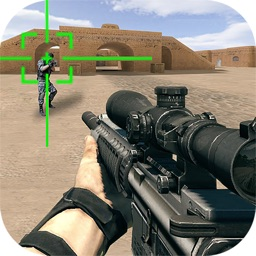 Sniper Vs Sniper : Online Multiplayer