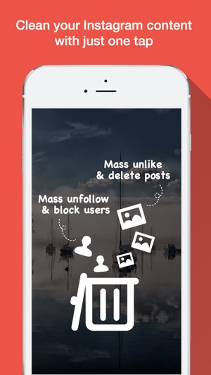 Clean it Up - Mass Unfollow & Unlike & Repost on the App Store