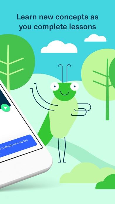 Grasshopper by Area 120 Screenshot 5