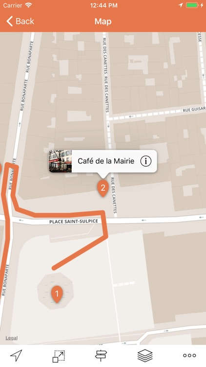Paris Foodie Walks screenshot-4