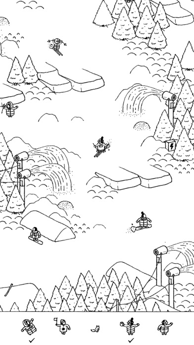 Image of Hidden Folks for iPhone
