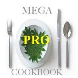 Mega Weed Cookbook-PRO