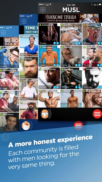 MUSLapp Gay dating & socialapp