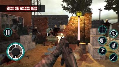 Grim Zombie Hunter:  Survival screenshot two