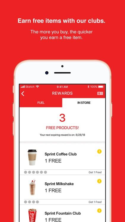 Sprint Rewards screenshot-3