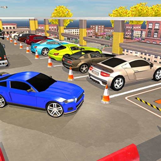 Car Parking Simulator Pro iOS App