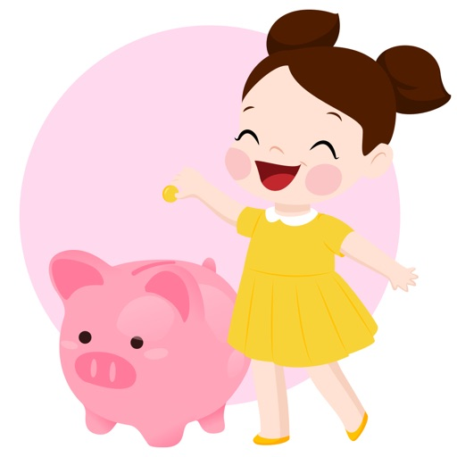 Piggy money box