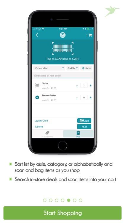 Swift Shopper Weekly Shopping screenshot-3