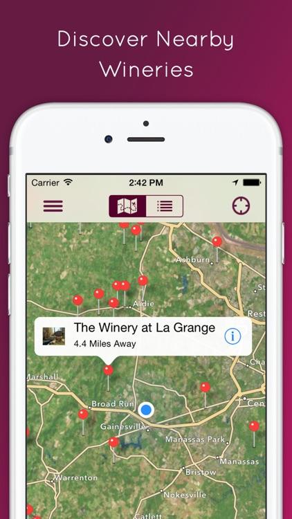 VinoWine - Winery Finder & Wine Marketplace