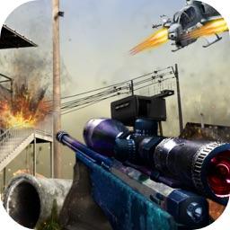 Sniper Alpha Squad 3D