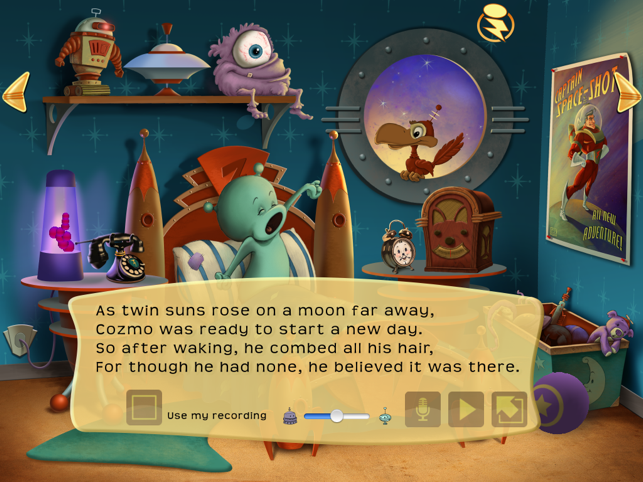 ‎Cozmo's Day Off - Storybook Screenshot