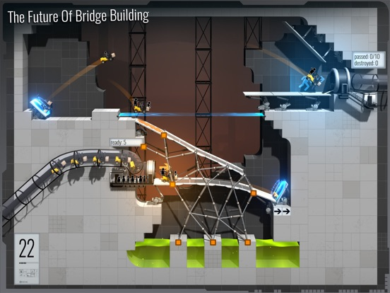 Screenshot #2 for Bridge Constructor Portal