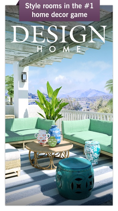 Design Home App Data & Review - Games - Apps Rankings!