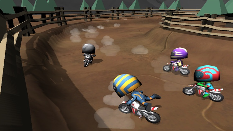 Extreme 2 Wheels - Bike Racing screenshot-3