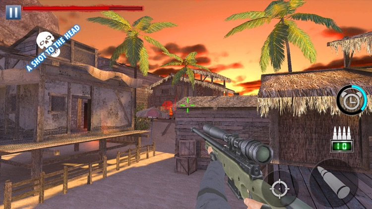 Zombie Hunter : Survival screenshot-6