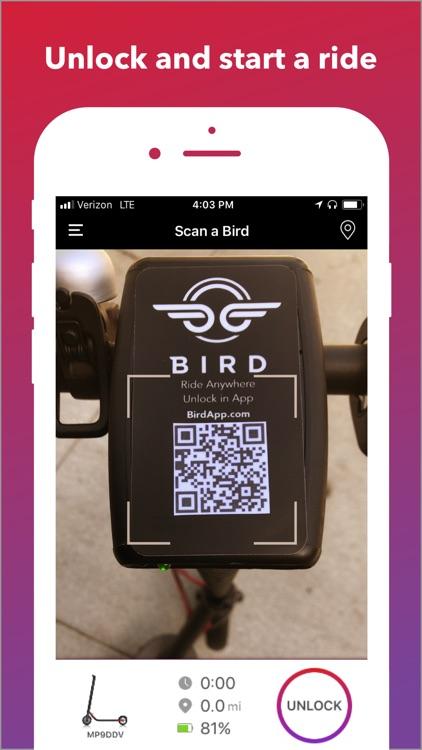 Bird - Enjoy The Ride screenshot-3