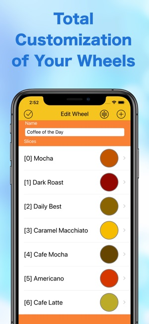 Wheel of What? Decision Wheel on the App Store