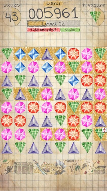 Doodle Jewels screenshot-1