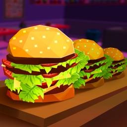 Burger Fast Food: Cooking Shop