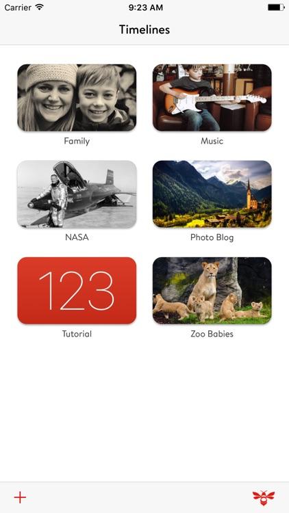 Timeline 3D screenshot-0