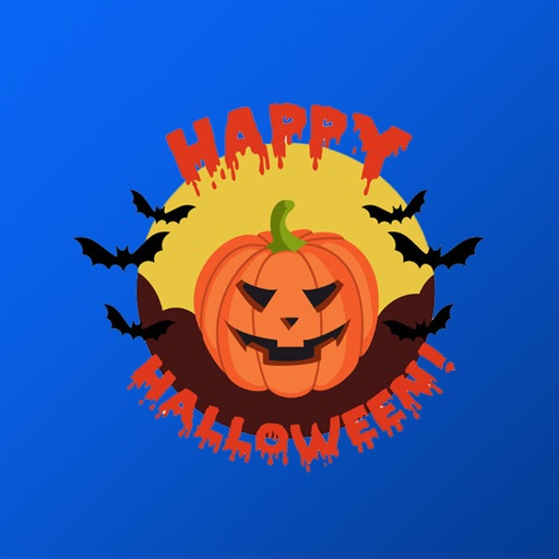 Halloween Stickers-Animated