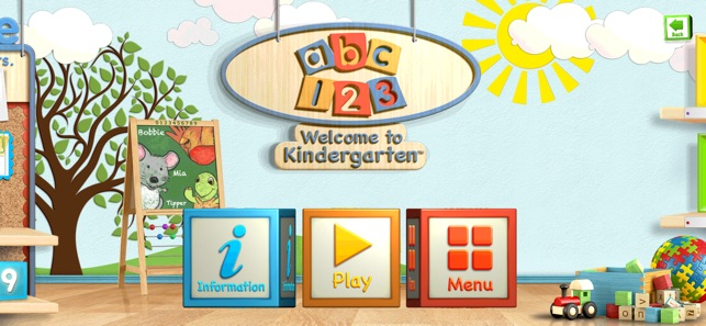 Welcome To Kindergarten On The App Store
