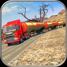 Activities of Oil Tanker Long Truck Cargo
