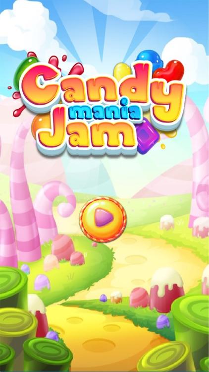 Candy Jam - Match 3 screenshot-4